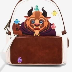 Disney Bags - Beauty and the Beast backpack